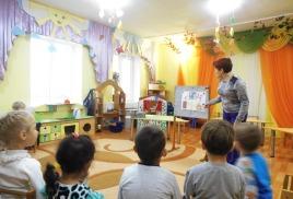 с 13.11 по 16.11.2018 во всех группах ДОУ проходит серия открытых мероприятий по речевому развитию воспитанников